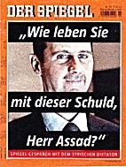 Der Spiegel Nr. 42 vom 07.10.2013. Wie…