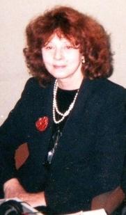 Author photo. Régine Deforges (by François Alquier, 1996)