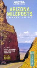 Arizona Mileposts Travel Guide by William…