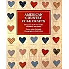 American Country Folk Crafts: 50 Country…