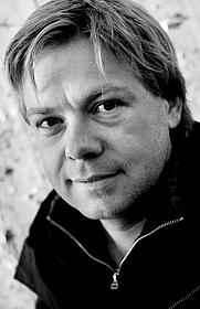 Author photo. Photo: Paal Audestad
