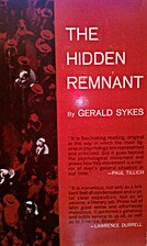 The hidden remnant by Gerald Sykes