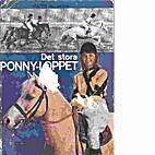 Det stora ponny-loppet by Rolf Lengstrand