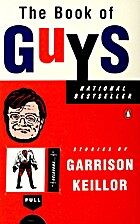 The Book of Guys: Stories by Garrison…