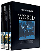 The Times World Atlas Collection 8 Volumes…