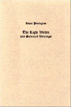 The Light Within and Selected Writings of…