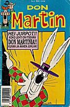 Don Martin 4/1991 by Don Martin