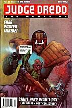 Judge Dredd The Megazine # 22 (2.2)