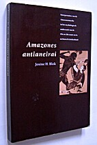 Amazones antianeirai. Interpretaties van de…