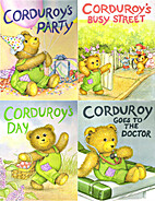 Corduroy Board Book Collection 4 Books:…