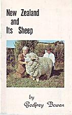 New Zealand and its sheep by Godfrey Bowen