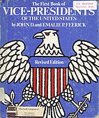 The First Book of Vice-Presidents of the…