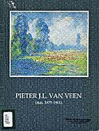 Pieter J.L. Van Veen (Am. 1875-1961): the…