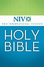 Holy Bible (NIV) by Zondervan