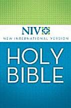 Holy Bible (NIV) by Zondervan