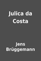 Julica da Costa by Jens Brüggemann