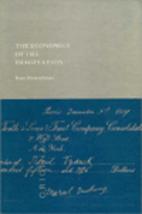 The economics of the imagination by Kurt…