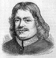 """Author photo. From <a href=""""http://en.wikipedia.org/wiki/Image:John_Bunyan.jpg"""">Wikimedia Commons</a>"""