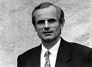 Author photo. Jean-Pierre Vivier, 1995 - En provenance du site personnel de l'écrivain.