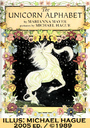 The Unicorn Alphabet - Marianna Mayer