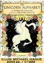 The Unicorn Alphabet - Marianna Mayer