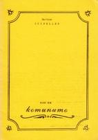 Vivi en komunumo by Martine Schneller