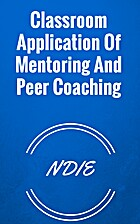 Classroom Application Of Mentoring And Peer…