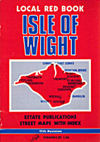 Isle of Wight Towns: Street Atlas (Local red…