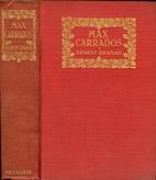 Max Carrados by Ernest Bramah
