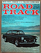 Road & Track 1962-08 (August 1962) Vol. 13…