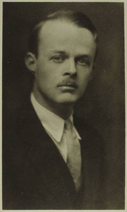 Author photo. Allen Tate as a young man<br>Courtesy of the <a href=&quot;http://digitalgallery.nypl.org/nypldigital/id?484409&quot;>NYPL Digital Gallery</a><br>(image use requires permission from the New York Public Library)