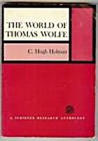 The World of Thomas Wolfe (Scribner Research…