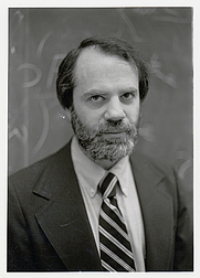 Author photo. Prof. Saul A. Kripke. Photo credit: Robert P. Matthews, 1983 (photo courtesy of Princeton University)