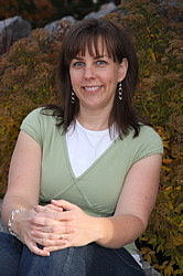 Author photo. Kristen Landon