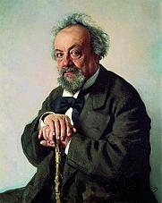 Author photo. Ilya Yefimovich Repin (d. 1930)