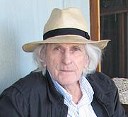 Author photo. Flood Editions