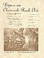 Papers on Chumash rock art