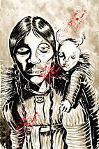 Sweet Tooth #28 by Jeff Lemire