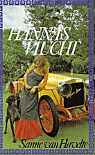 Hanna's vlucht by Sanne van Havelte