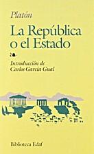 República, La by Platón,