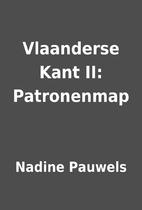 Vlaanderse Kant II: Patronenmap by Nadine…
