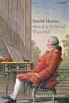 Hume's Moral and Political Philosophy by…
