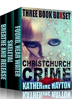 Christchurch Crime Three Book Boxset by…