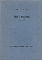Filippo Franzoni (1857-1911) by Piero…