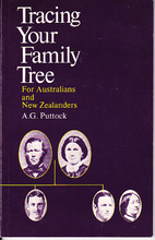 Tracing your family tree : for Australians…