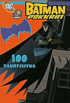 Batman pokkari by Bill Matheny