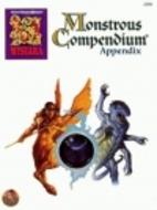 Monstrous Compendium: Mystara by John Nephew