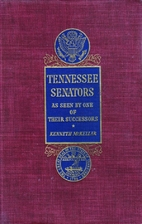 Tennessee senators as seen by one of their…