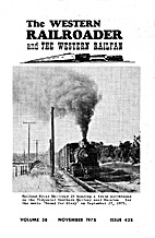 The Western Railroader, vol. 38, Issue 425…