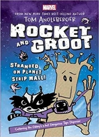 Rocket and Groot: Stranded on Planet Strip…